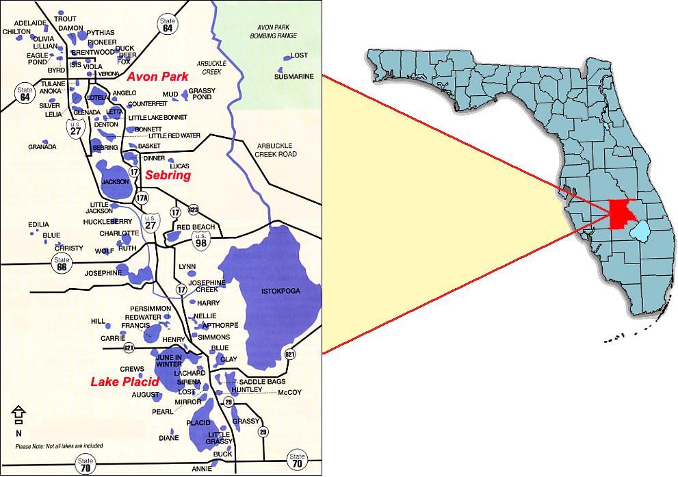 Trail Maps Wiki Highlands County Shana Weldon