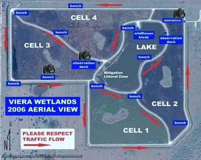 viera wetlands florida map