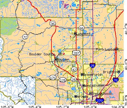Trail Maps Wiki Colorado Boulder County